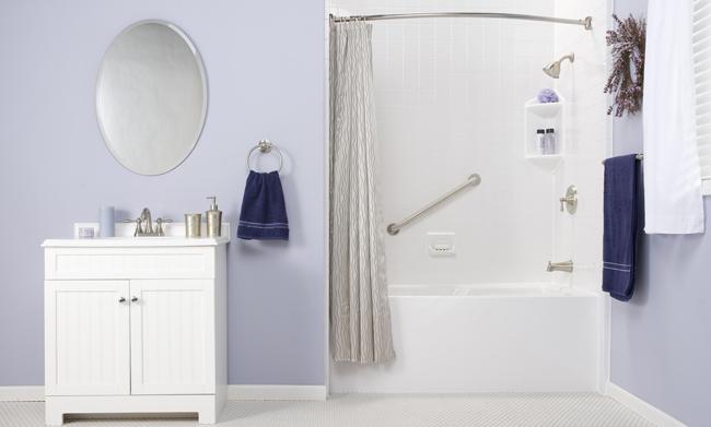Bathtub Replacement by Bill, Mid Island Reglazing, Duncan