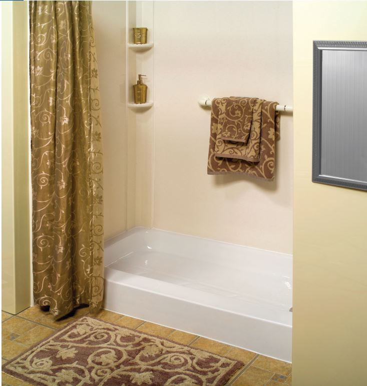 Bathtub and Shower Conversions by Dan, V.I. Tub and Surround, Victoria