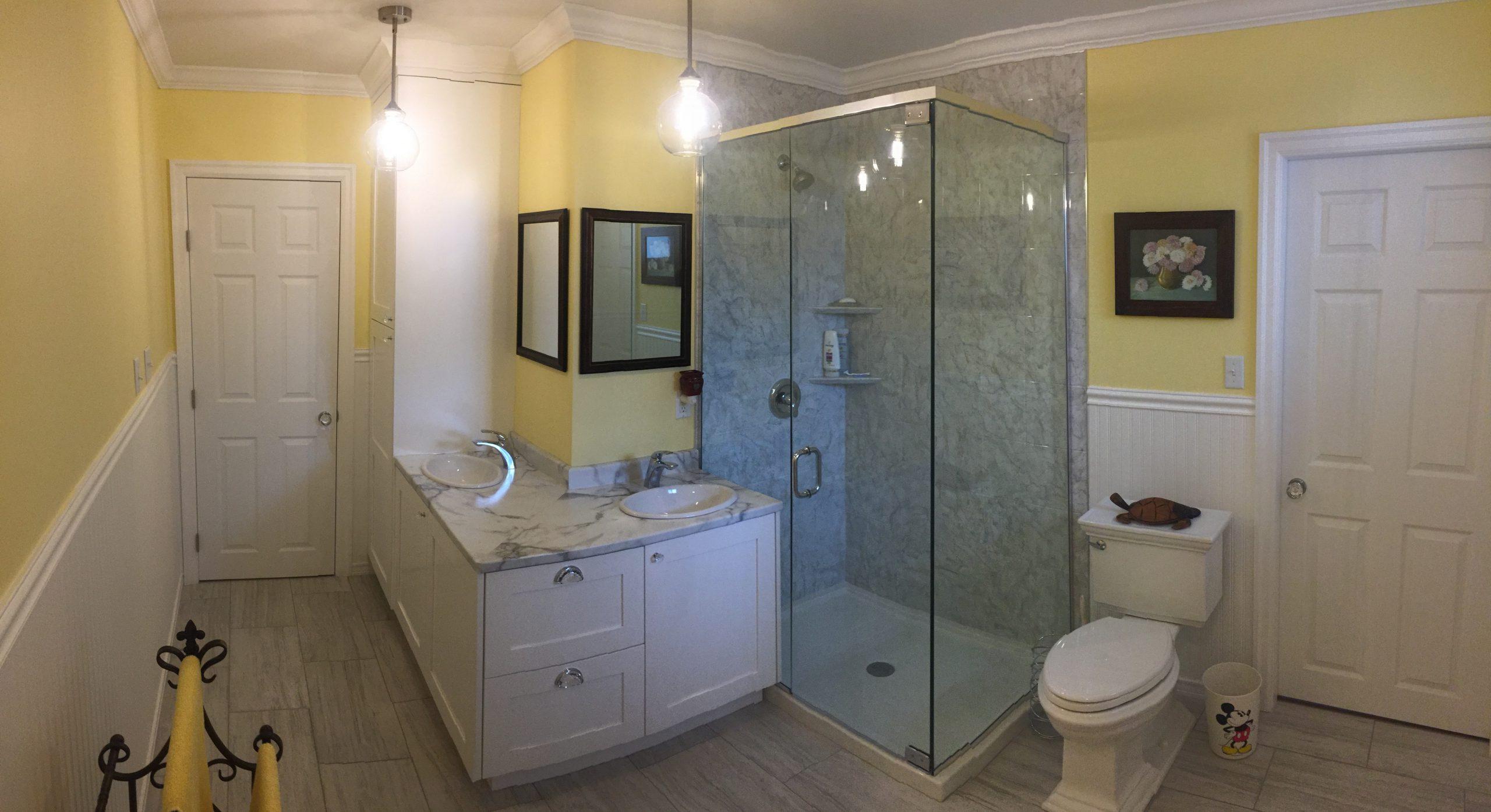Full Bath by Cassidy Dahl, Dahl Tubs, Prince George