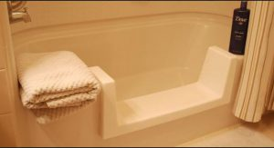 Quickly and easily transform you bathtub into a safer shower