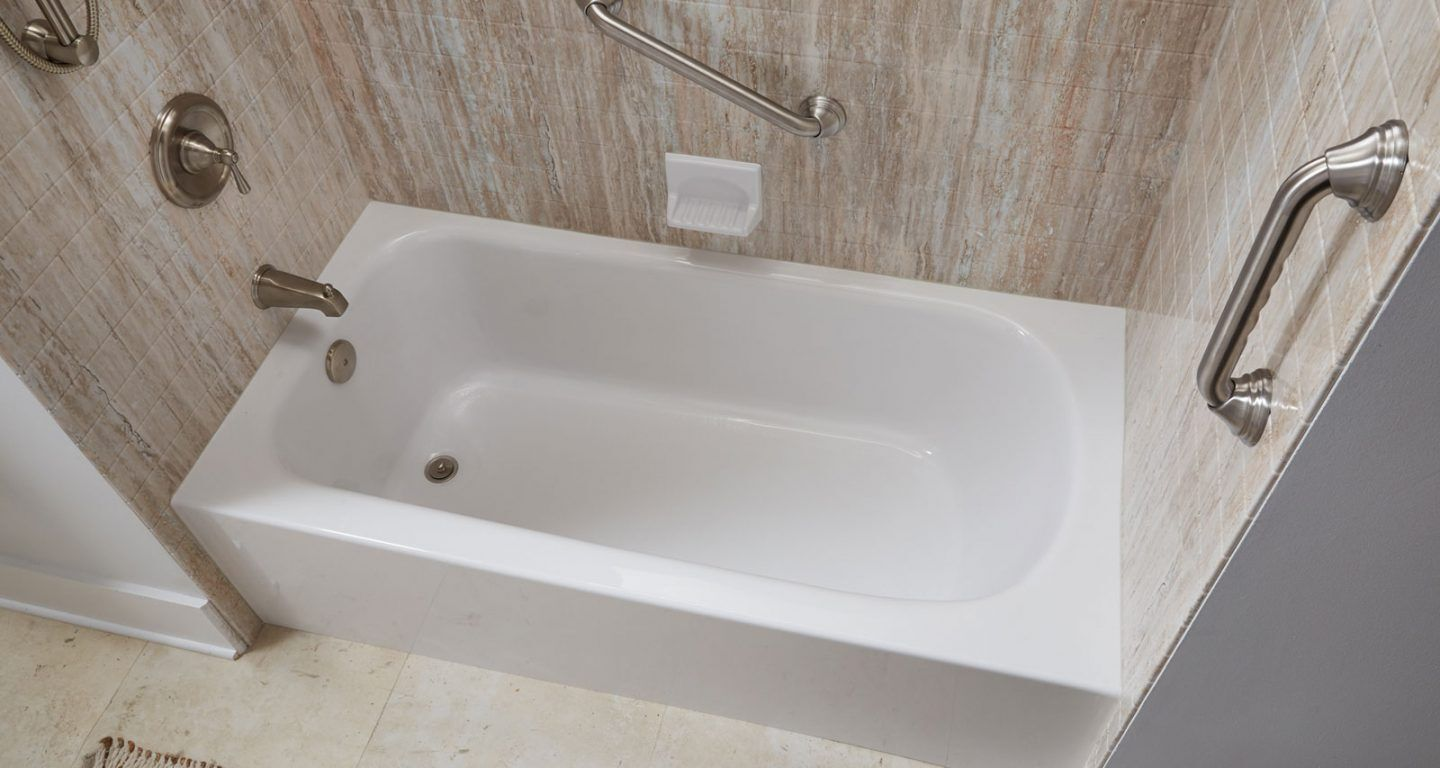Reglazed Tub by Dave Mehaffey DM Acrylics, Toronto Tub Rep